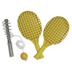 MAC-T Big Blue Base System - Paddle Tennis