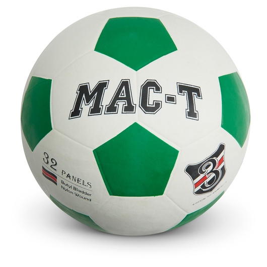 MAC-T® Individual Colored Mini Soccer Ball - Green - Size 3