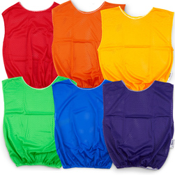 Student Scrimmage Vests - Set of 6