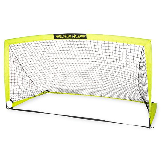Franklin® Blackhawk Portable Fiberglass Soccer Goal - 6.5 ft. x 3.25 ft.