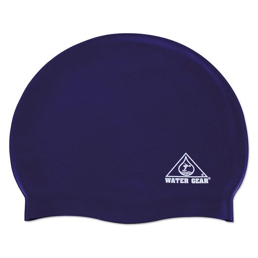 Silicone Swim Cap - Purple