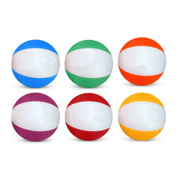 MAC-T Heavy-Duty Beach Balls - 18 in., Set of 6