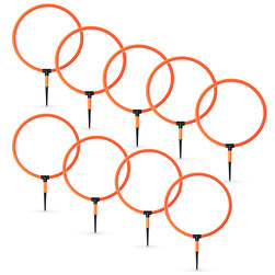 MAC-T Disc Horseshoe 9-Target Set