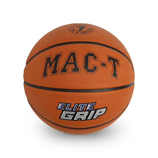 MAC-T® Elite Grip™ Basketball - Men's Size 7 - Brown