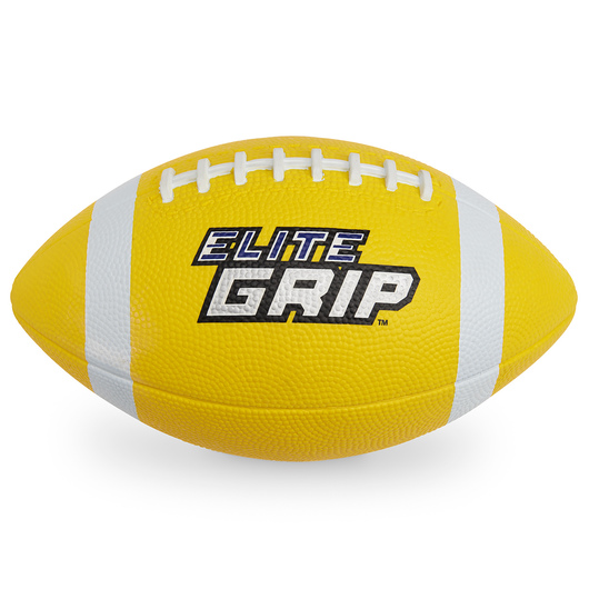 MAC-T® Elite Grip™ Colored Football - Junior Size 6 - Yellow