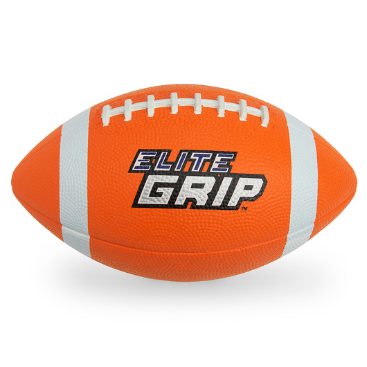 MAC-T® Elite Grip™ Colored Football - Junior Size 6 - Orange