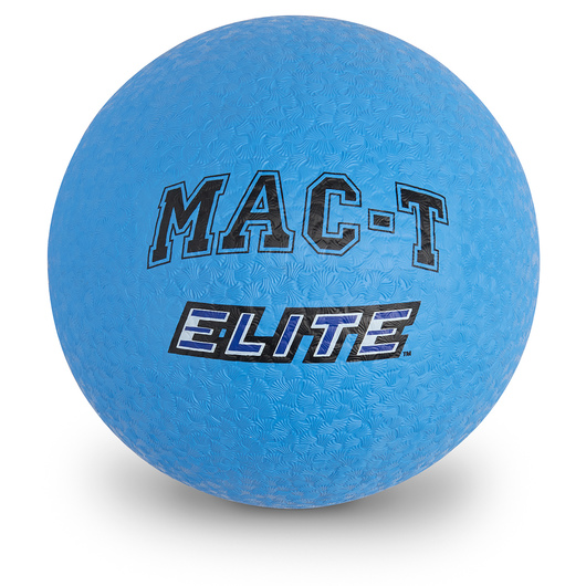 MAC-T® Elite Grip™ Playground Ball - 8-1/2 in. - Blue