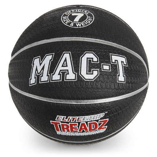 MAC-T® Elite Grip™ Treadz Ball - Women's Size 6 - Black