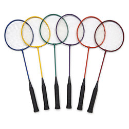 MAC-T 26 in. Steel Badminton Racket