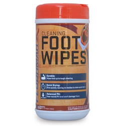 FloormarX™ Floor Cleaning Foot Wipes - 50 ct.