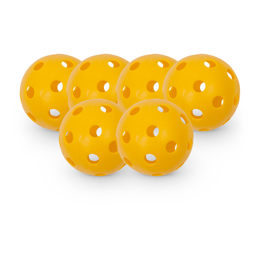 Pickleball Sets, Outdoor - Yellow