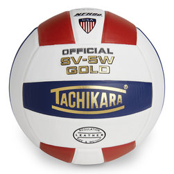 Tachikara® Gold Volleyball