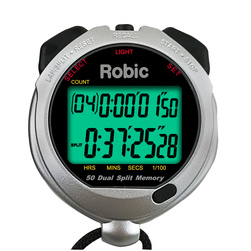 Robic® Silver 60 Stopwatch