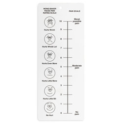 Pocket Nurse® Pain Scale Guide