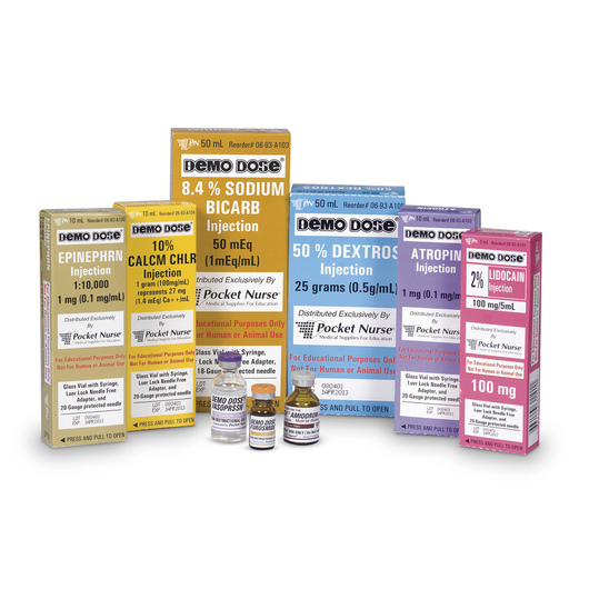 Demo Dose® Code Drug II Bundle Complete Set