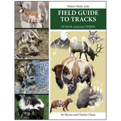 Field Guide to Tracks of North American Wildlife