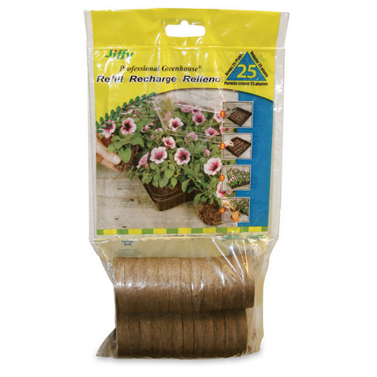 Jiffy-7® Peat Pellets - Packet of 24