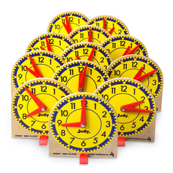 Judy® Mini-Clocks