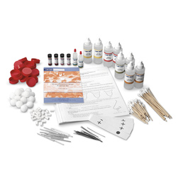 Human Senses Physiology Experiment Kit