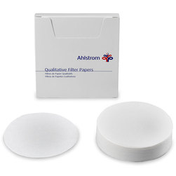 Qualitative, Fast-Filtering Filter Paper