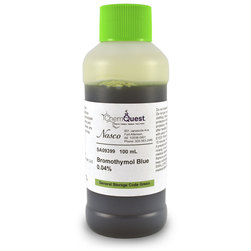 Bromothymol Blue, Concentrate Solution