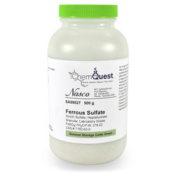 Ferrous (ll) Sulfate - 500 g, Lab