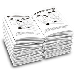 Food Chemistry Kit - 30 Student Workbooks