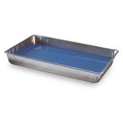 Standard Aluminum Pan with Disecto FlexPad