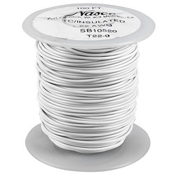 PVC-Covered Copper Connecting Wire - Red