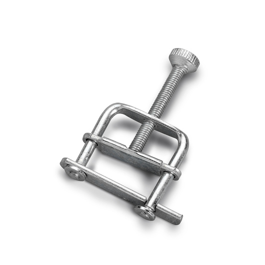 Tubing Clamp - Hoffman Screw for Tubing up to 5/8 in Diameter