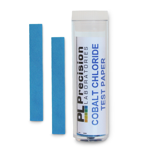 Test Papers - Cobalt Chloride - 1,200 Strips
