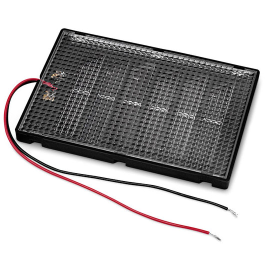 Mini Panels Encapsulated Solar Cell - Voltage: 3.0V