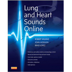 Lungs and Heart Sounds Online: User Guide and Access Code