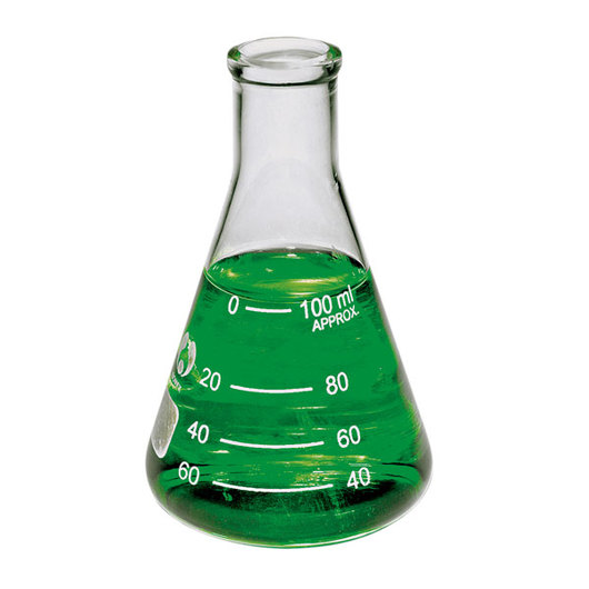 Erlenmeyer Economy Flask, Narrow Mouth - 100 ml
