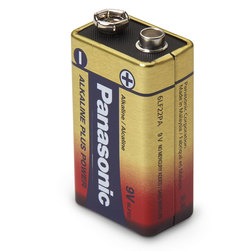Alkaline Battery - Size 9V