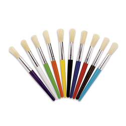 Stubby Brushes - Set of 10