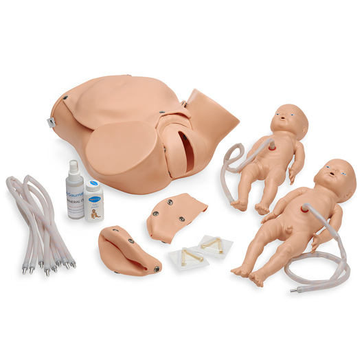 Gaumard® Advanced Childbirth Simulator - Light