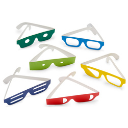 Chronic Care Challenges Simulation Glasses Set