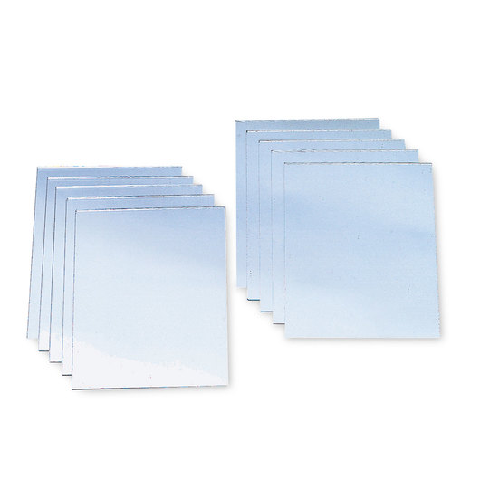 Acrylic Mirrors - Package of 10