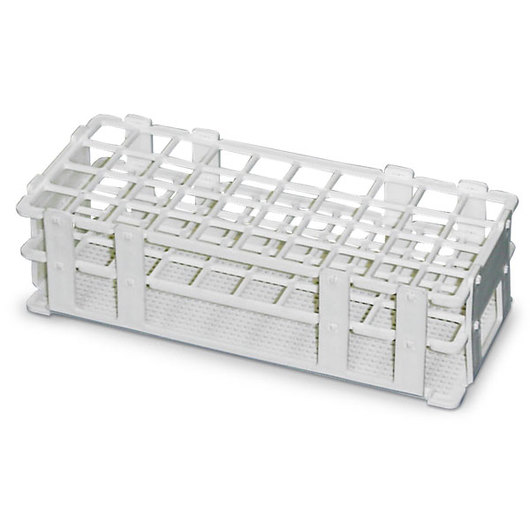 Dynalon® Wet/Dry Test Tube Rack - For Tubes Up to 20 mm