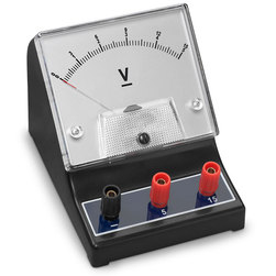 Nasco Student Meter - Range: 0-5/0-15V, Double Scale with DC Voltmeter
