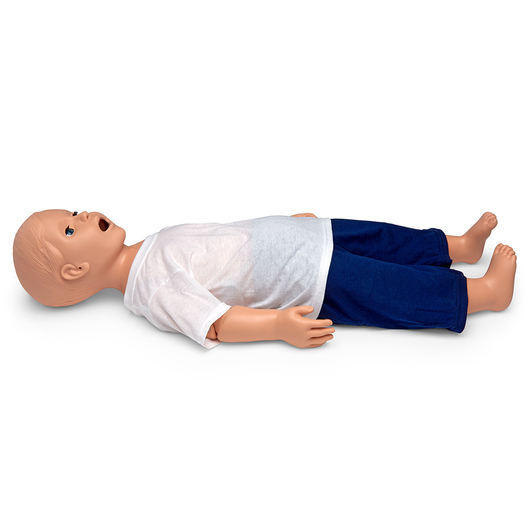 Gaumard® Mike® and Michelle® Pediatric Care Simulator - 1-Year-Old - 32 in. L - Light