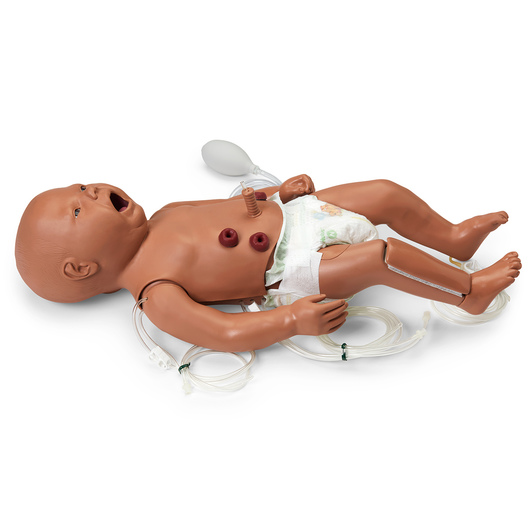 Gaumard® Susie® and Simon® Newborn Advanced Care Simulator - Medium