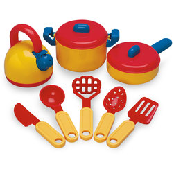 Pretend & Play - Cooking Set
