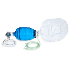 Infant Disposable Resuscitator with Reservoir Bag