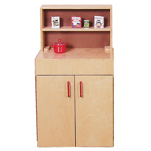 Classic Wood Appliance - Hutch with Cupboard