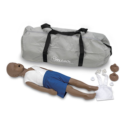 Kyle™ 3-Year-Old CPR Manikin - Black