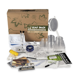 LaMotte Leaf Pack Experiments Stream Ecology Kit