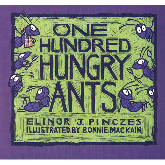 One Hundred Hungry Ants | Math Literature Books | Math | Elementary  Education | Education Supplies | Nasco