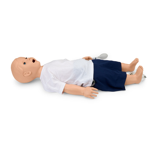 Gaumard® Multipurpose Patient Care and CPR Pediatric Simulator - 1-Year-Old Manikin - Light